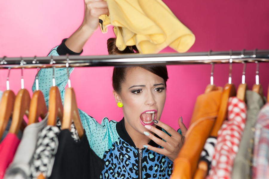 53a971cbfdf49 Ever open the closet and feel like you just have nothing to wear? You look  at the space stuffed with clothing, shoes and accessories, but nothing  looks ...