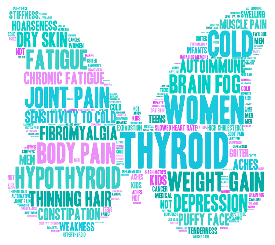 Your Thyroid and You by Tommy Smith - Refine and Renew