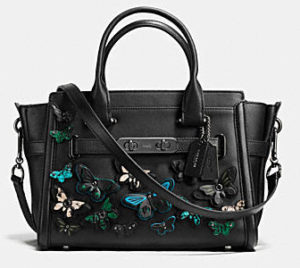 Coach Butterfly Handbag