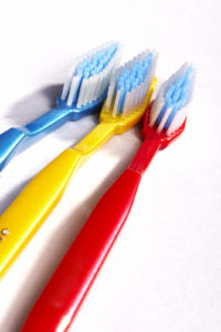 tooth-brushes
